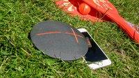UE Roll Lautsprecher im Test: Wasserdichte Sound-Frisbee mit Bluetooth