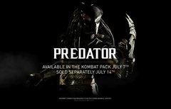 Mortal Kombat X: Predator-DLC...
