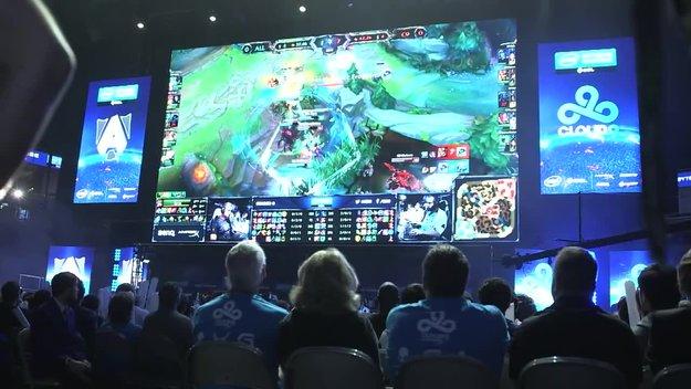 E-Sport: Wetten, dass es bald olympisch wird?
