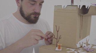 Tearaway Unfolded: Beeindruckender Stop-Motion-Film