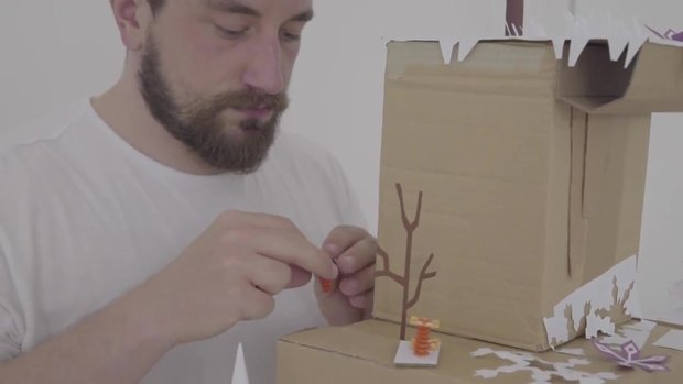 Tearaway Unfolded: Beeindruckender Stop-Motion-Film