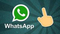 Mittelfinger-Smiley für WhatsApp – wichtige Funktion?