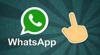 WhatsApp-Stinkefinger: So verschickst du den Mittelfinger-Smiley