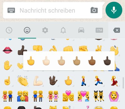 whatsapp-stinkefinger-smiley