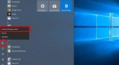 Windows 10: Profilbild ändern – Anleitung