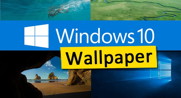 Windows 10 Wallpaper zum Download