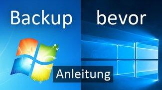 Wie erstelle ich ein Backup vor dem Windows-10-Upgrade? – So geht's