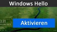 Windows 10: Hello aktivieren & einrichten (Gesichterkennung) – so geht's