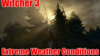Extreme Weather Conditions Mod für The Witcher 3