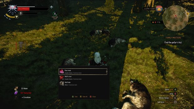 Increased Creature Loot Mod für The Witcher 3