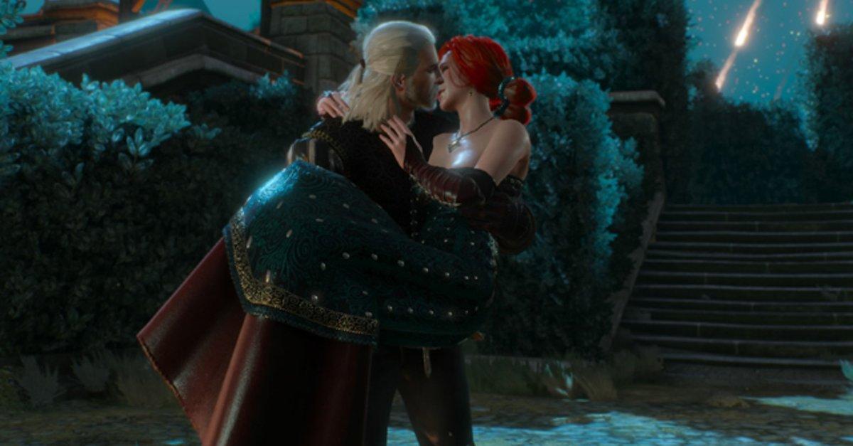 Witcher 3 Romanzen