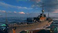 World of Warships: Hashidate-Guide – So spielt ihr den Anfangskreuzer