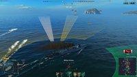 World of Warships: Sichtbarkeit – So funktioniert Spotting