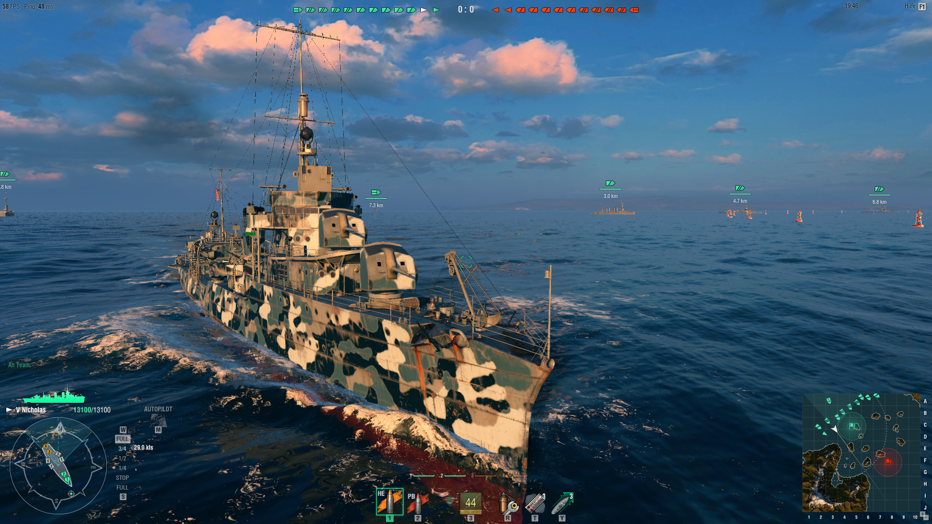 World Of Warships Freunde Einladen