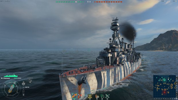 World of Warships: Murmansk-Guide – Der Amerikaner im Russen-Pelz