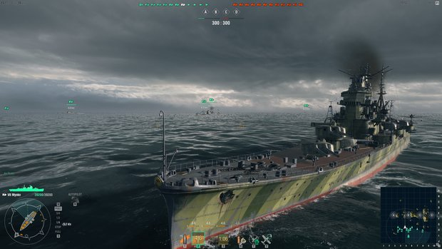 World of Warships: Myoko-Guide – Der fantastische schwere Kreuzer der Japaner!