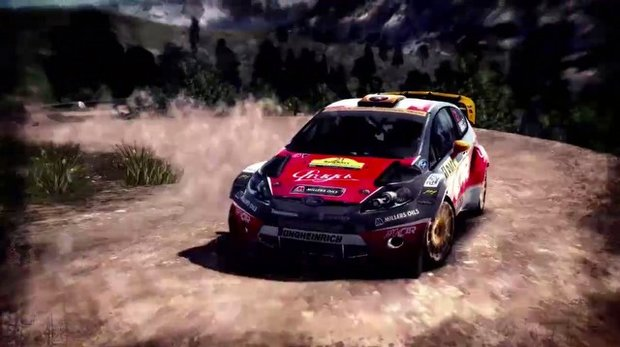 WRC 5: Der neue Rallye-Simulator in Aktion