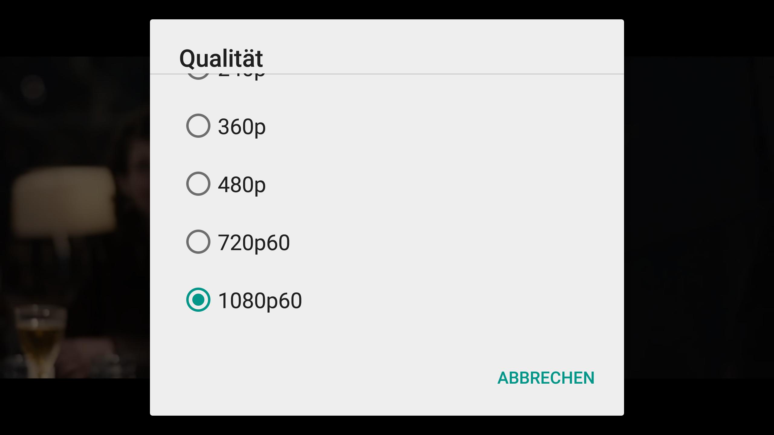 YouTube-Apps für Android und iOS spielen Videos mit 60 FPS ab – GIGA