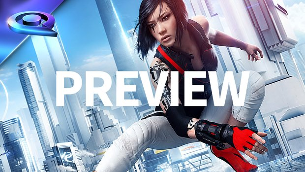 Mirror's Edge Catalyst Preview: Der Fall von Faith?