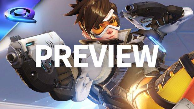 Overwatch von Blizzard (gamescom-Preview): Arena-Schießerei vom Feinsten