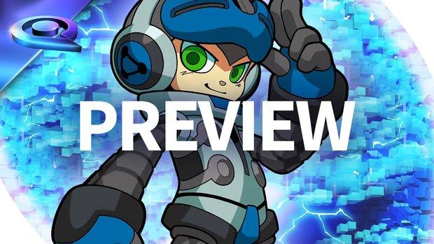 Mighty No. 9: Werden Mega-Man-Fans enttäuscht? - gamescom 2015