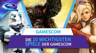 Top Ten: Die 10 wichtigsten Spiele der gamescom!