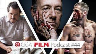 Alles zur Disney-Expo, Southpaw, House of Cards & Narcos - der GIGA FILM Podcast #44