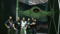 Star Wars - Battlefront: Riesiger TIE-Fighter auf der gamescom!