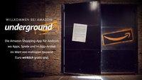 Amazon Underground: Neue Shopping-App mit kostenlosen Apps und Games