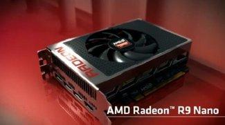 AMD stellt ultra-kompakte Karte Radeon R9 Nano vor