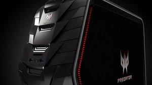Acer Predator G6-710: Release, Hardware-Daten, Ausstattung und Preis