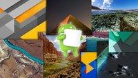 Android 6.0 Marshmallow: Wallpaper zum Download, neue Boot-Animation und versteckter System UI Tuner