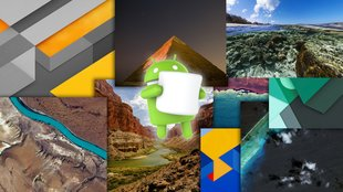 Android 6.0 Marshmallow: Wallpaper zum Download, neue Boot-Animation und versteckter System UI Tuner