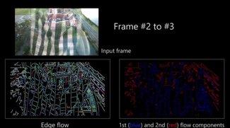 Neuer Kamera-Algorithmus entfernt störende Objekte und Reflektionen aus Fotos