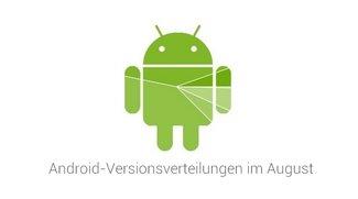 Android-Versionen im August: Lollipop weiter auf dem Vormarsch