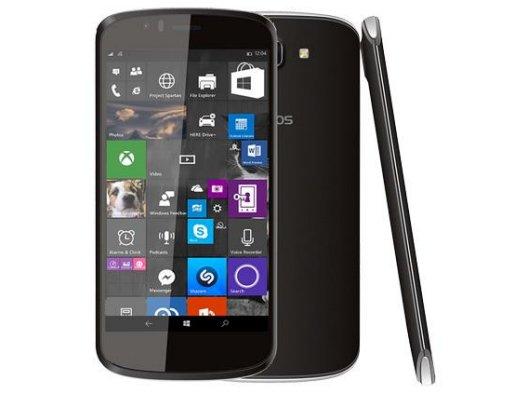 Archos 50 Cesium mit Windows 10 Mobile & Dual-SIM vorgestellt