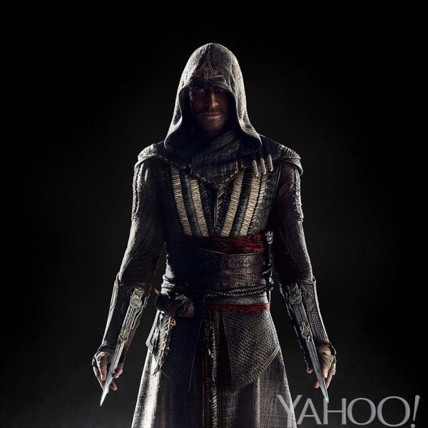 Assassins Creed Film Fassbender