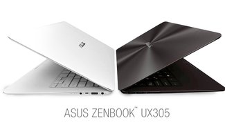 Asus Zenbook UX305 erhält Intel Core M Skylake CPU-Upgrade
