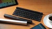 LG Rolly: Aufrollbares Bluetooth-Keyboard für Smartphones und Tablets angekündigt