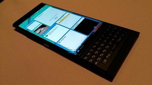 BlackBerry Venice: Erstes Hands-On-Video des Android-Sliders