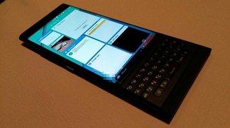 BlackBerry Venice: Android-Slider auf zahlreichen Fotos gesichtet