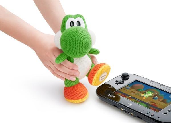 Mega-Yarn-Yoshi-amiibo ist zu süß, um ihn nicht zu besitzen!