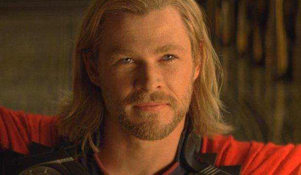Ghostbusters 3: Thor-Star Chris Hemsworth erstmals in Aktion...als Sekretärin