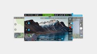 Abgehoben: DJI GO ersetzt Pilot-App für die fliegenden Kameras
