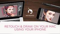 Astropad-App macht iPhone zum Zeichen-Tablet für den Mac