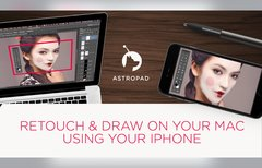 Astropad-App macht iPhone zum...
