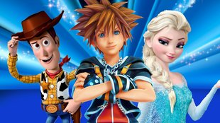 Kingdom Hearts 3: Im November gibt es neue Informationen
