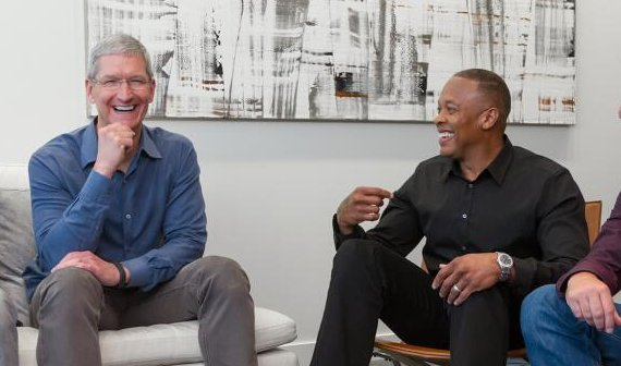 Vorwürfe gegen Dr. Dre: Apple veröffentlicht Statement