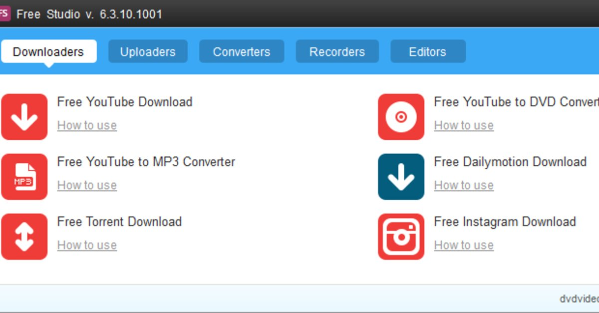 Free Studio Download – GIGA