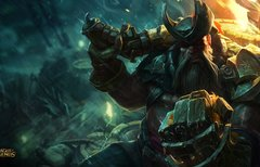 League of Legends: Gangplank...
